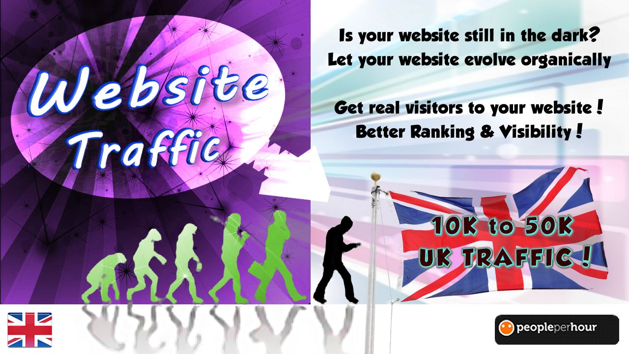 UK Freelancer traffic services
