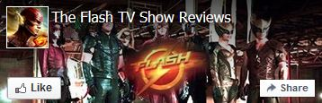 The Flash Reviews Facebook Page
