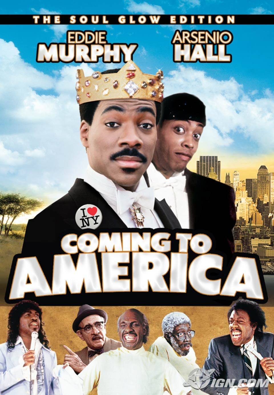 coming to america eddie murphy