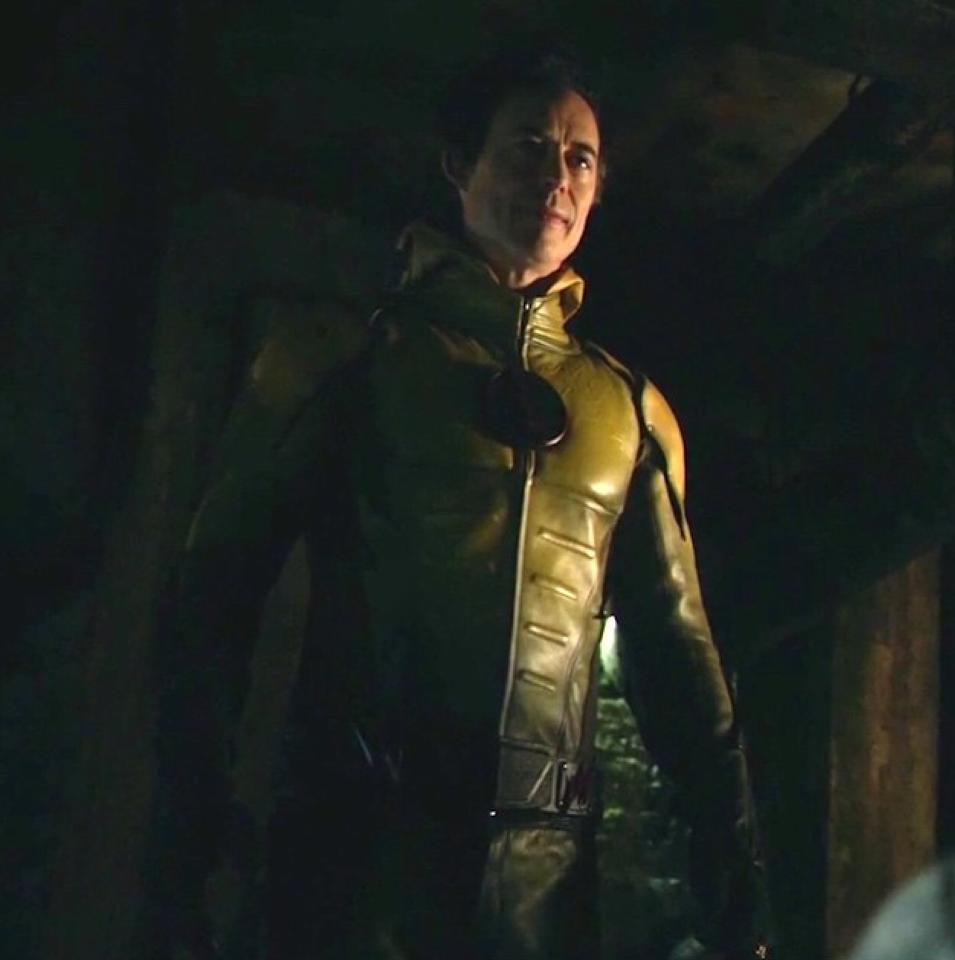 Harrison Wells Reverse Flash