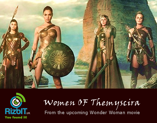 Women of Themyscira