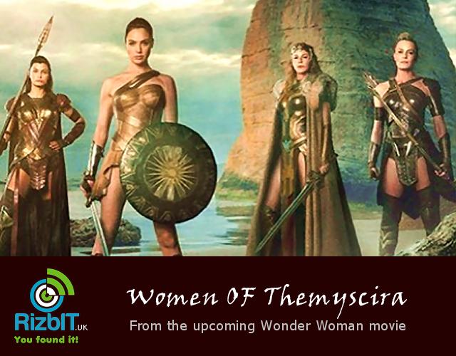 Women of Themyscira
