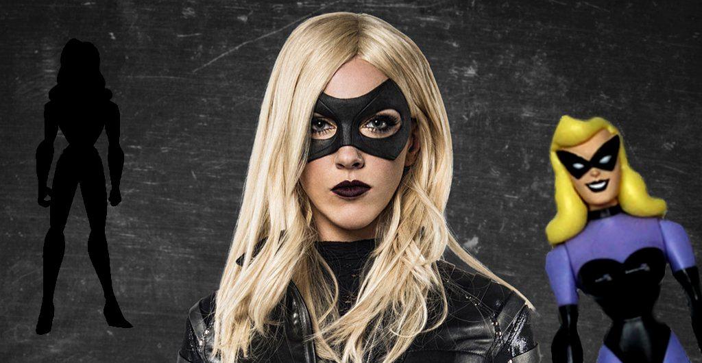 Black Siren in The Flash