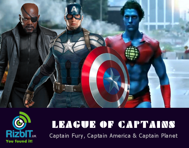 League of Captains