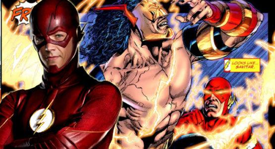 The Flash Season 3 Savitar