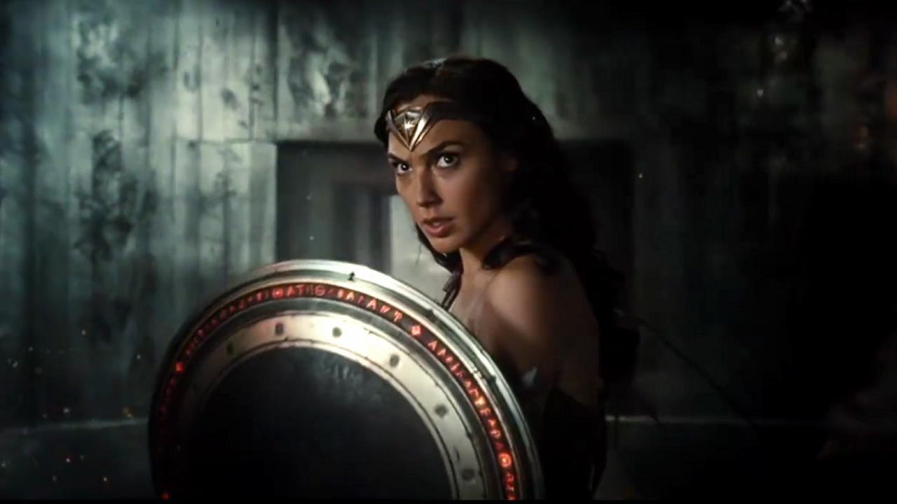 Dont Mess With Wonder Woman (The Justice League Trailer)