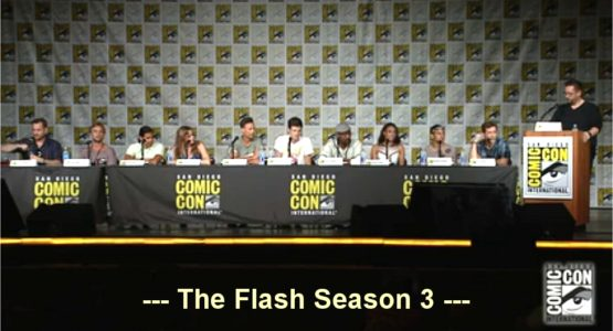 Comic Con 2016 The Flash