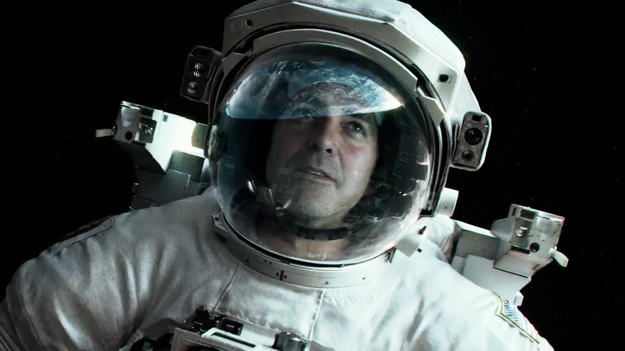 Gravity Movie Geroge Clooney