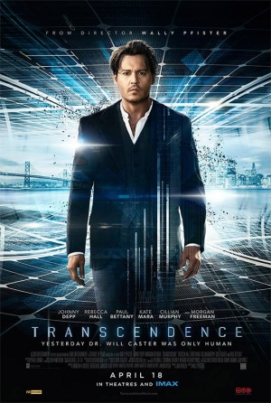 transcendence movie review