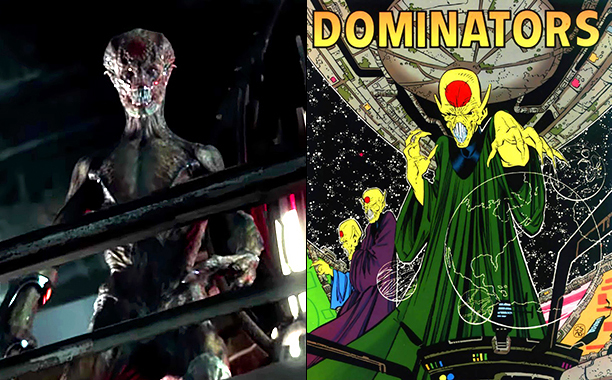 Dominators Invasion