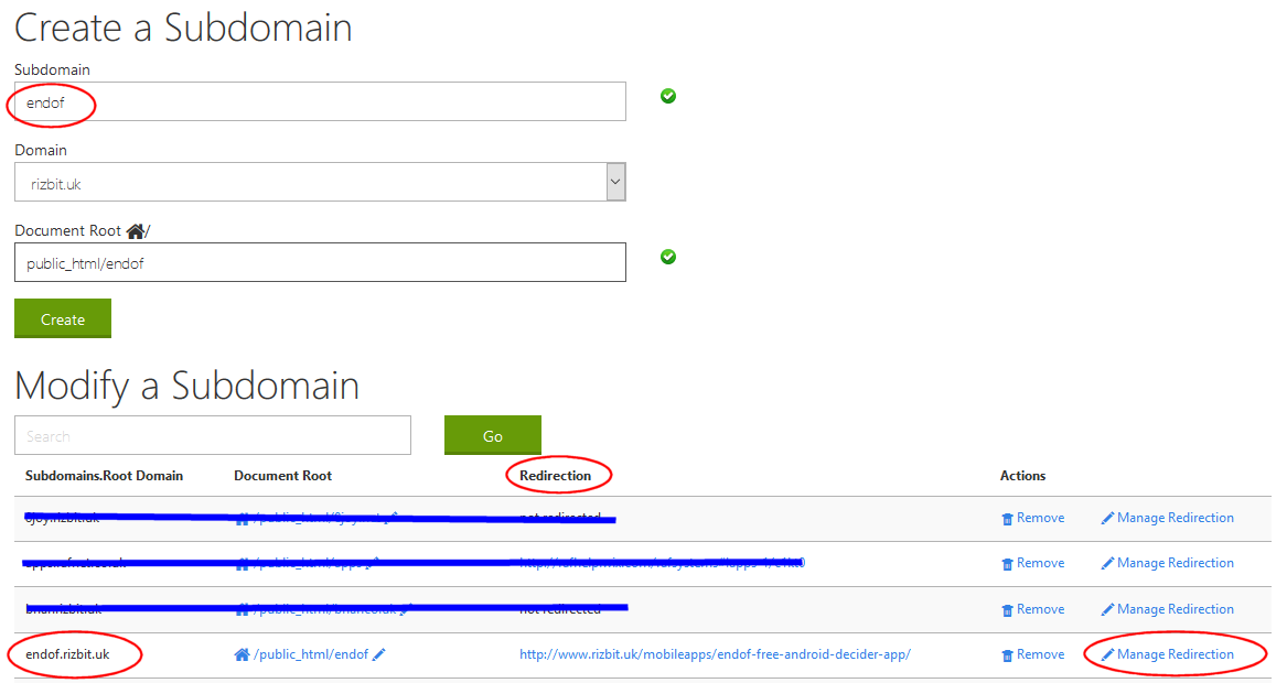 Creating and forwarding a subdomain using CloudFlare and GoDaddy