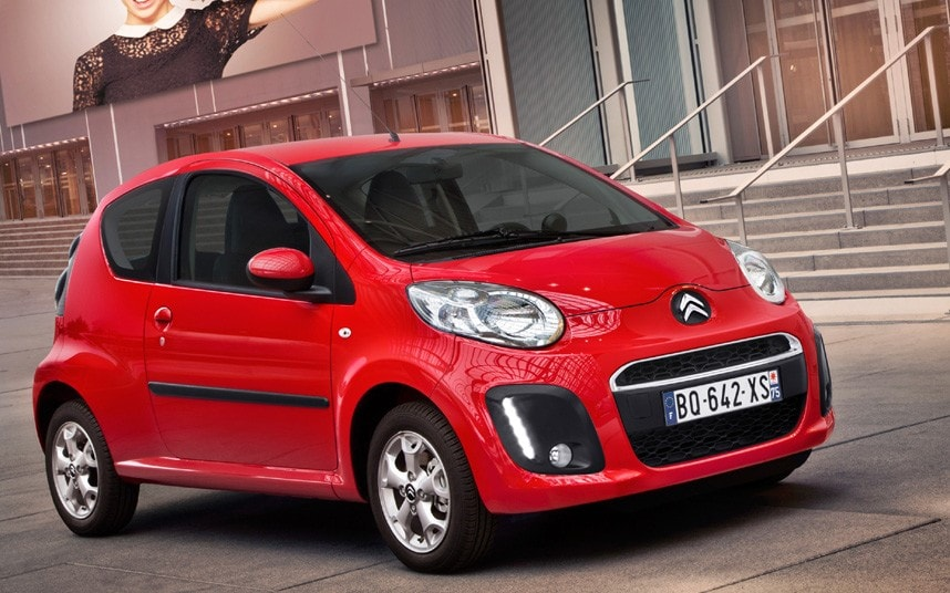 Citroen C1 1.0i VT  Zero Road Tax Cars