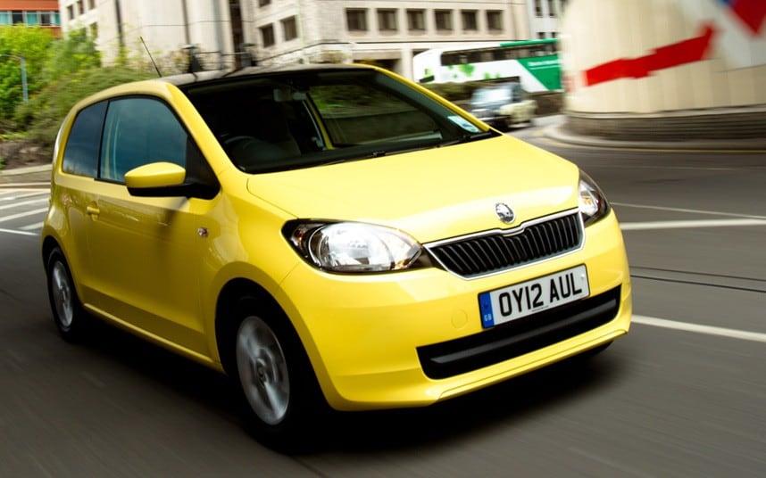Skoda Citigo 1.0 MPI 60PS SE Greentech Cheap Road Tax Car