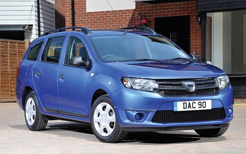 Dacia Logan MCV 1.5 dCi 90 Ambiance Cheap Road Tax Car