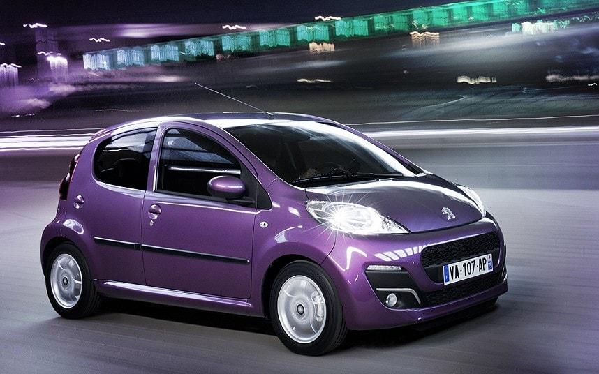 Peugeot 107 1.0 Access Zero Road Tax Cars