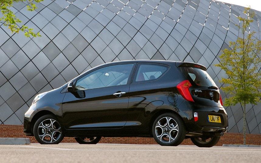 Kia Picanto Zero Road Tax Cars