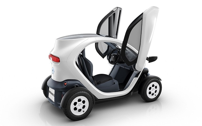 Renault Twizy Urban Zero Road Tax Car