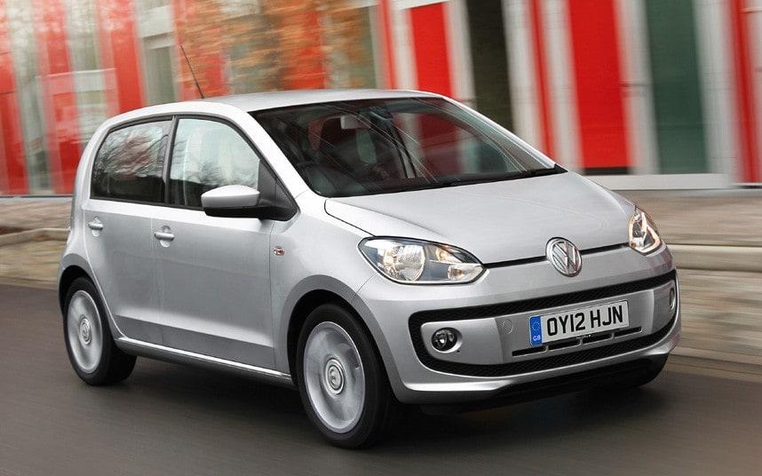 Volkswagen Up Cheap Road Tax Car