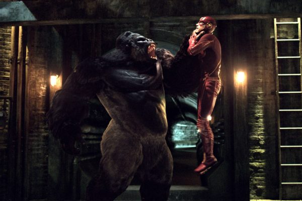 the flash gorilla season 3 gordd
