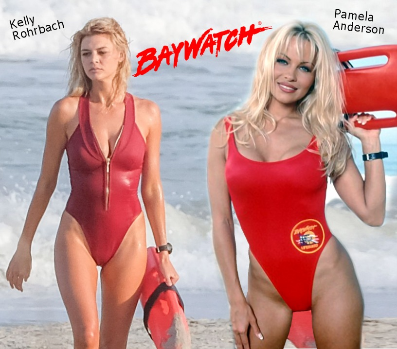 Kelly Pamela Baywatch 2017 Movie