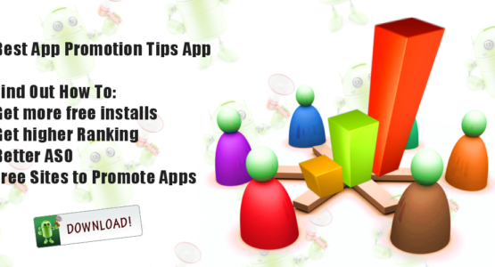 best app promotion tips android app