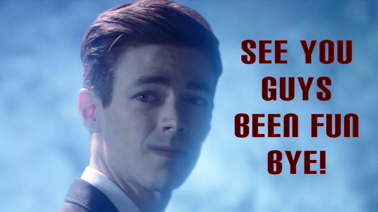 Barry Allen Speedforce Season 3 Finale Review