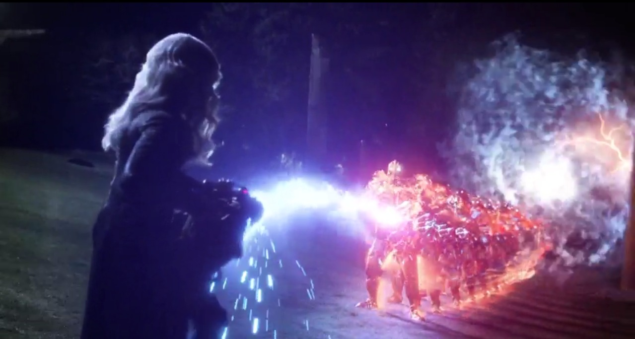 Killer Frost and savitar Season 3 Finale Review