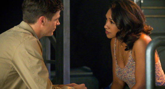 The FLash Season 4 Episode 2 Iris