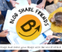 Blog Share Friends Android App