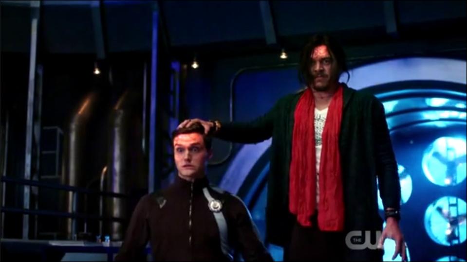 The Flash Season 4 Episode 18