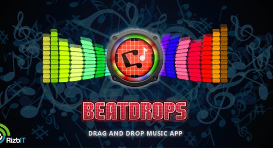 beatdrops beat and ringtone maker app