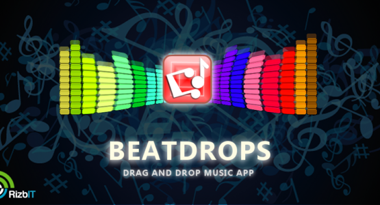 beatdrops music creation app