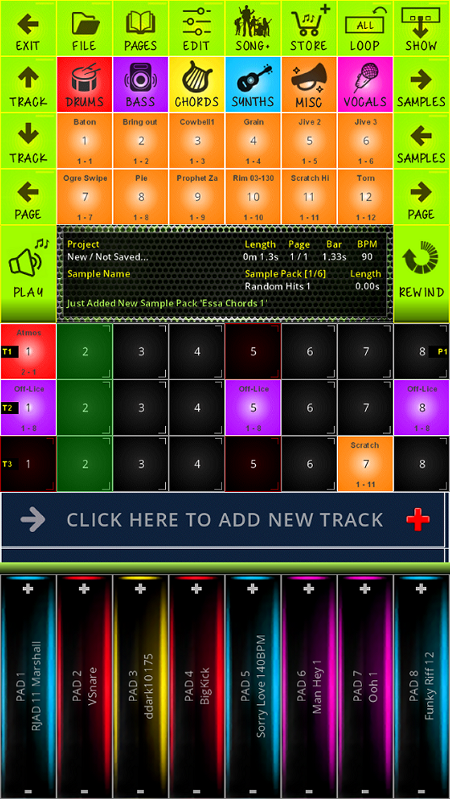 beatdrops beat and ringtone maker app