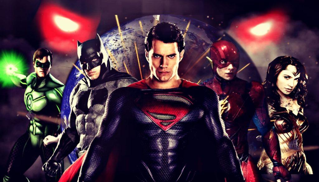 superman batman green lantern