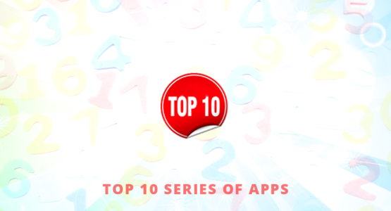 Top 10 series of mobile apps