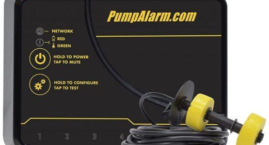 sump pump alarms
