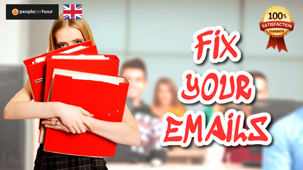 Screen filter and fix your email address lists and leads