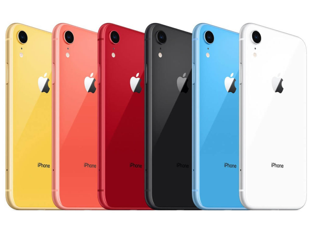 10. Apple iPhone XR