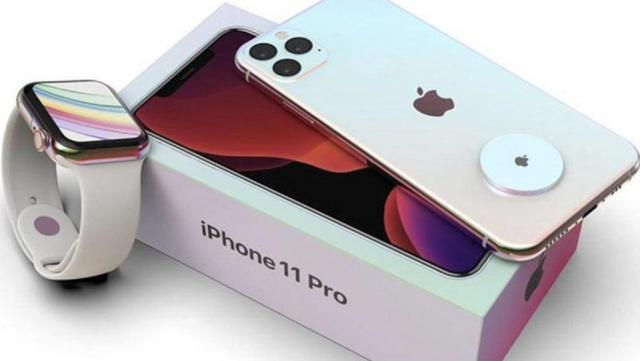 3. Apple iPhone 11 Pro Max