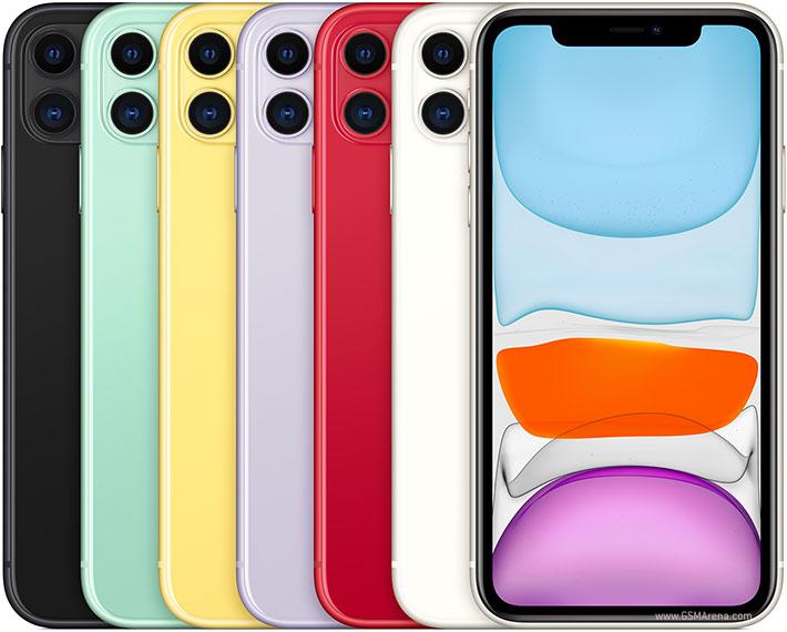 4. Apple iPhone 11 phones