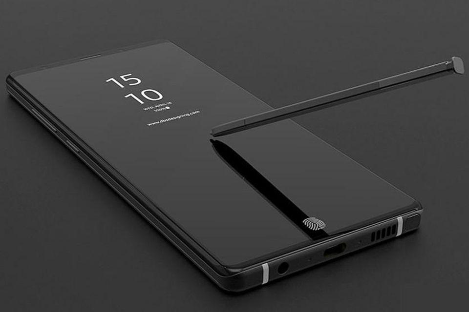 7. Samsung Galaxy Note 9