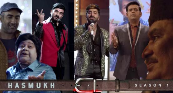 netflix comedy hasmukh tv show