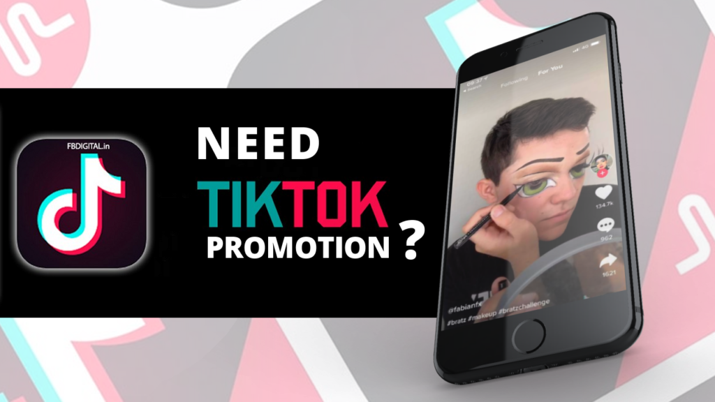 let us promote and boost your tik tok account and videos to gain more views and followers