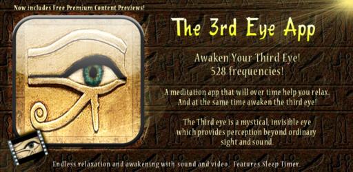 3rd eye meditation app