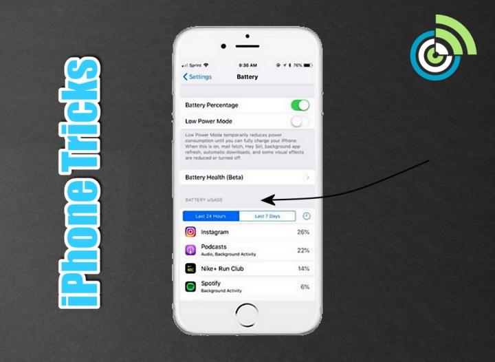 iphone tricks battery life hacks