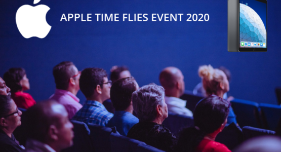 apple time flies event 2020