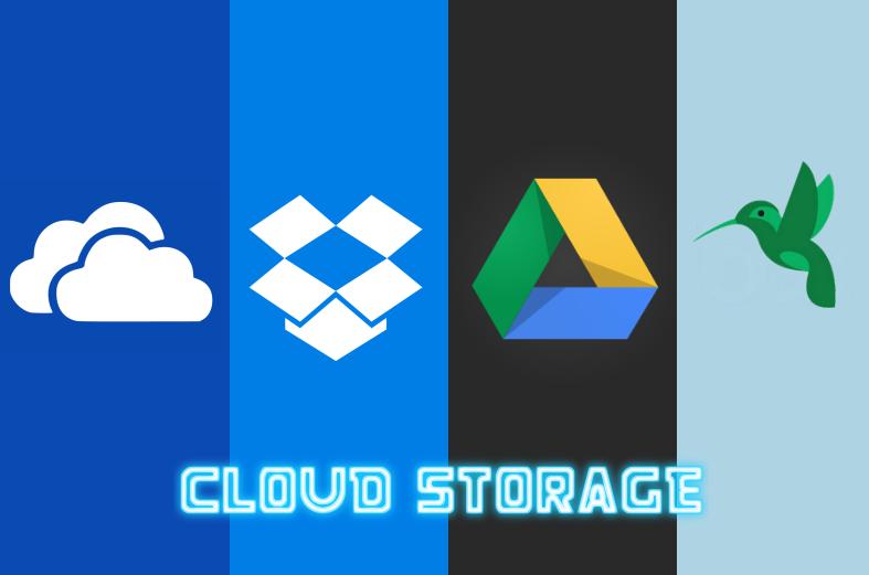 Cloud Computing and cloud storage